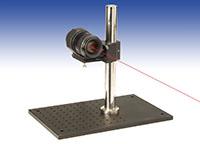 大口径ビーム角度測定装置 AngleMeter LA