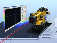 レーザー分析エレクトリック・オートコリメーター