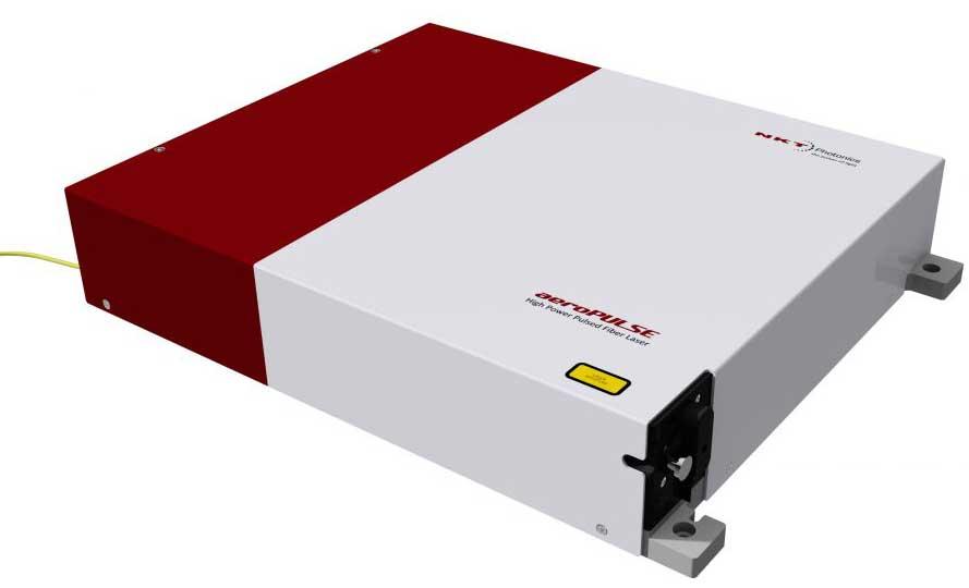 aeroPULSE FS 高平均出力 フェムト秒レーザー