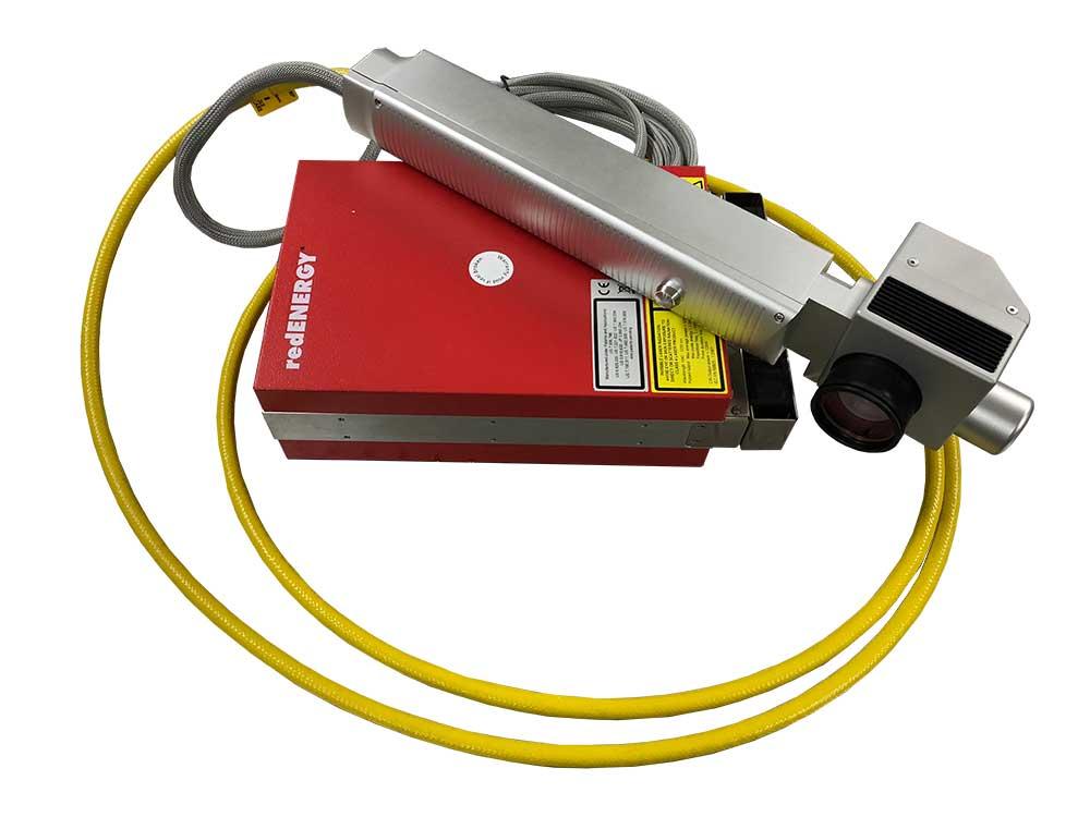 簡易型レーザークリーニング装置