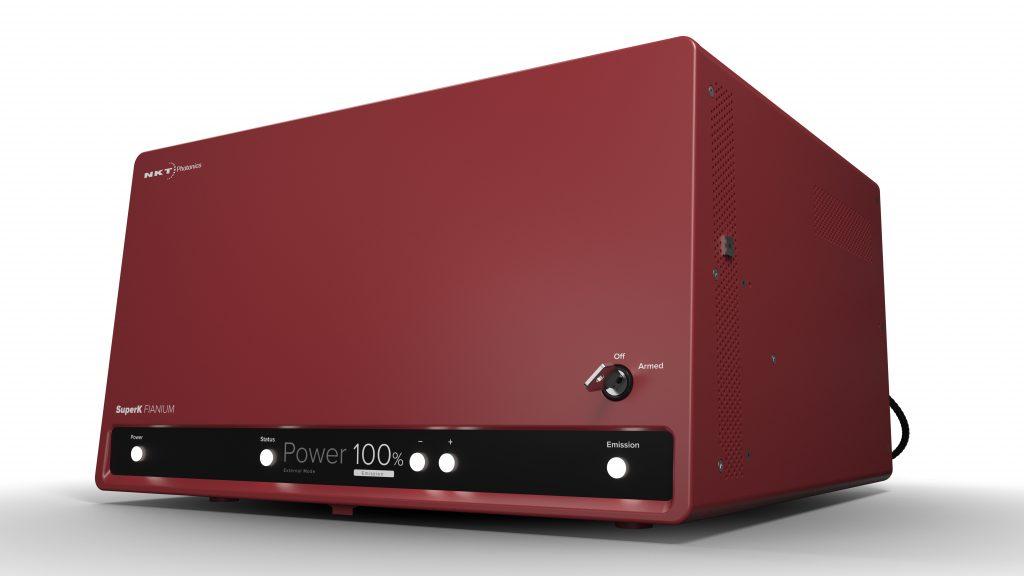 産業向け最高性能スーパーコンティニューム光源 SuperK FIANIUM