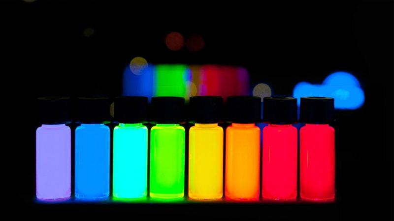 NKT Photonics ナノ粒子と量子ドット