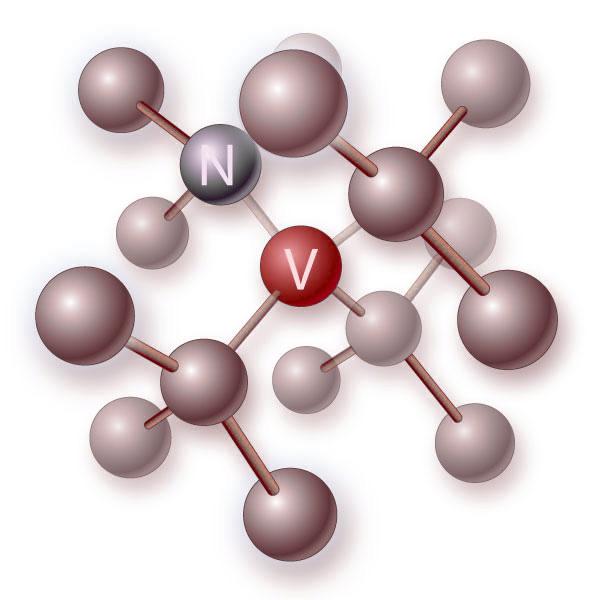 NKT Photonics ダイヤモンド中のNV中心