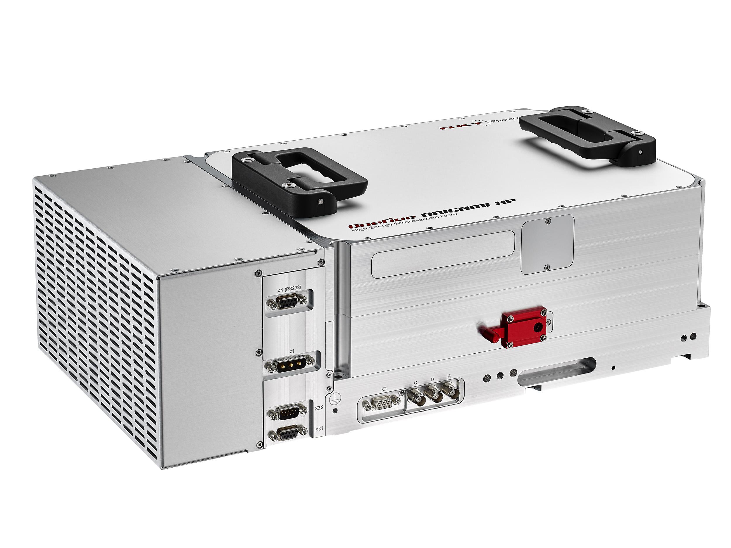 産業向け 高エネルギー フェムト秒レーザー Onefive ORIGAMI XP